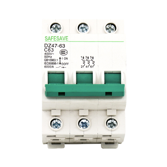 DZ47-63 Series Mini Circuit Breaker