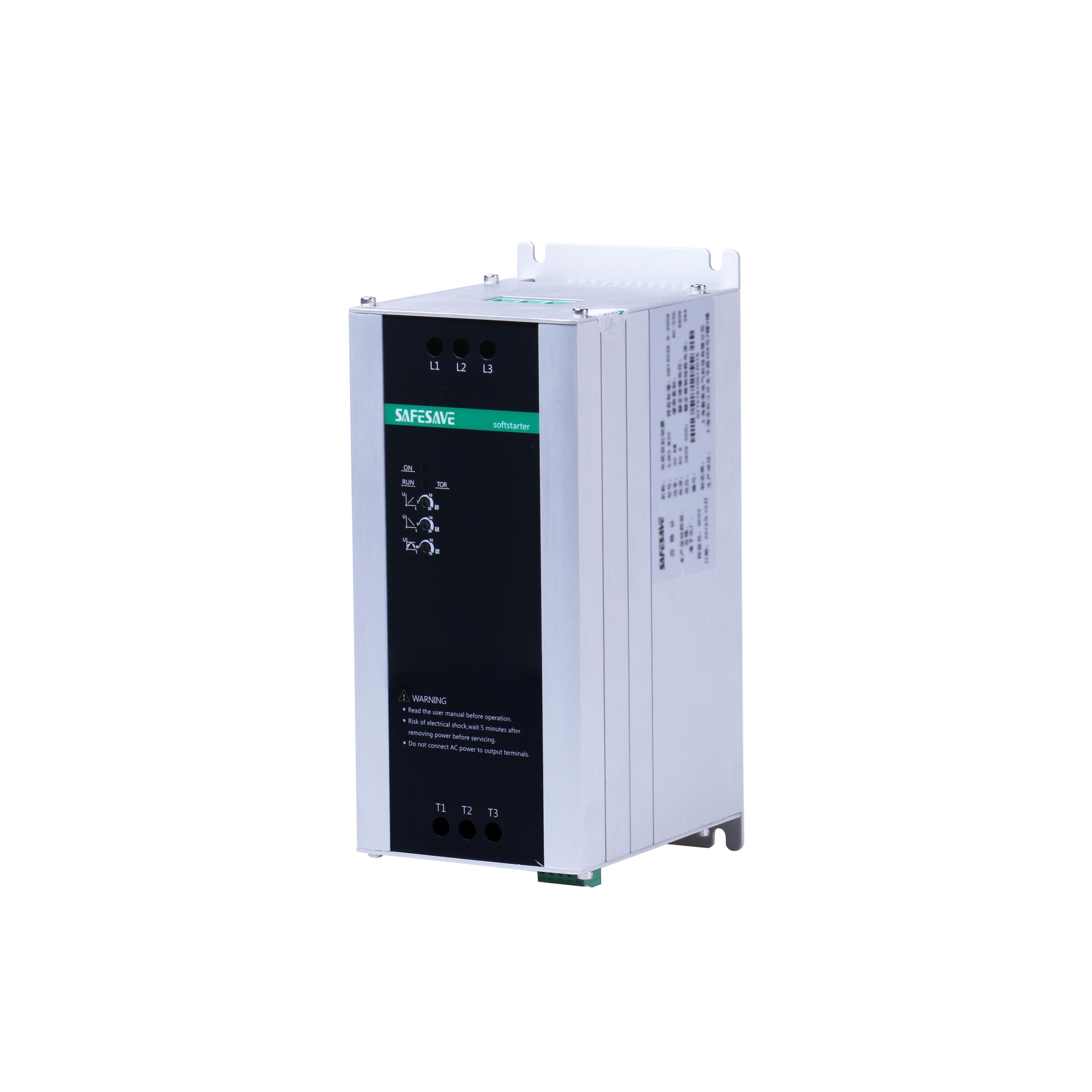 5.5kw-55kw 500V soft starter circuit