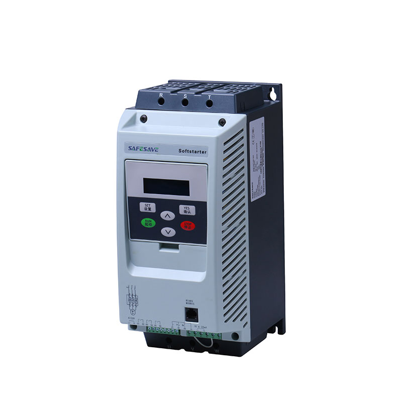 Soft starter for mining /food process/water treatment machine