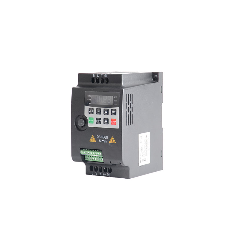 Compacted size 380V 3 phase 1.5kw with IGBT frequency converter